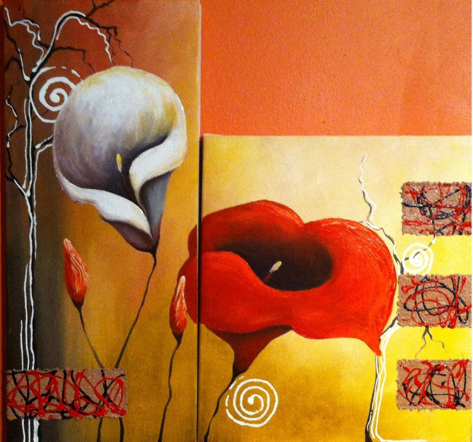 "11""x27"" and 18""x18"" (diptych)"