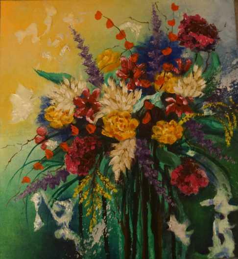 Untitled Flower Series #6
