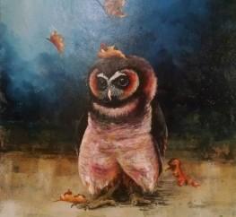 Softshoe Owl